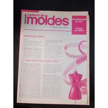 Caderno De Moldes Manequim - Março 2004