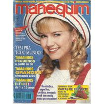 Revista Manequim Eliana Infantil Out. 1994 Nº10