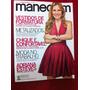 Revista Manequim Adriana Esteves C Moldes Vestidos Formatura