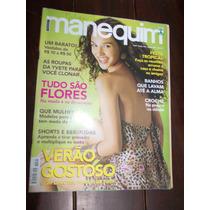 Manequim - Débora/ Festa Tropical/ Shorts/ Crochê/banhos