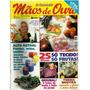 504 Rvt- 1999 Revista Mãos De Ouro- Dez 32- Tecidos Frutas