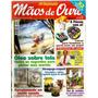 507 Rvt- 2000 Revista Mãos De Ouro- Mar 35- Óleo Sobre Tela