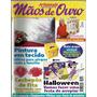 514 Rvt- 2000 Revista Mãos De Ouro- Out 42- Pintura Cachepos