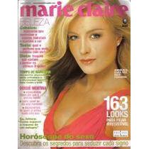 Marie Claire 171 * Angélica * Ziraldo * Caroline Ribeiro