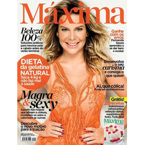 Revista Maxima Fevereiro 2015 = Fernanda Souza Nova!