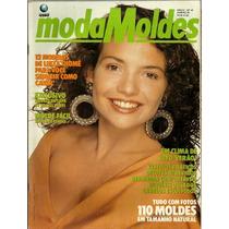 477 Rvt- 1990 Revista Moda Moldes- 043 Jan- Luisa Thomé