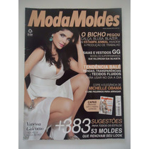 Moda Moldes #28 Ano 2011 Vanessa Giácomo Sem Moldes