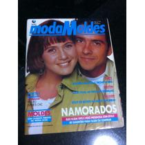 Revista Moda Moldes Adriana Esteves Marcos Palmeisa Victor