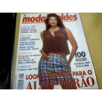 Revista Moda Moldes Nº128 Fev97 Cristiana Oliveira