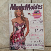 Revista Moda Moldes Gianni Albertoni No. 15 Ano 2 Com Moldes