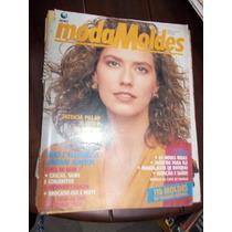 Moda Moldes - Patricia Pillar - Junho 1990