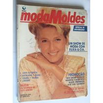 Revista Moda Moldes 61 Jul 91 Xuxa E Cia Paquitas Paquitos