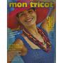 596 Rvt- 1991 Revista Mon Tricot- Jan Nº 017 Verão- Crochê