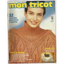 Mon Tricot Tricô E Crochê - N 3