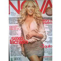 Revista Cosmopolitan Nova Adriane Galisteu