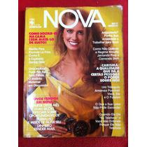 Revista Nova Patricia Pilar Xuxa Marília Pêra Jack Nicholson