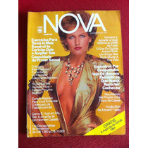 Revista Nova 12/83 Rara Xuxa Meneguel Simone Olivier Modelo