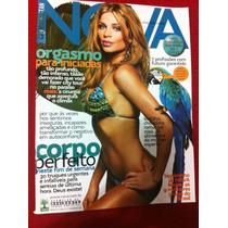 Revista Nova Grazi Massafera Homem D Nova Thiago Pereira