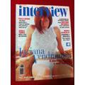 Revista Interview Luciana Vendramini Ninfeta Lolita Paula La