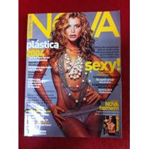 Revista Nova Aline Moraes Gêmeos Gustavo E Flavio Nús Meg R.