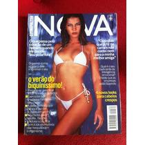 Revista Nova 10/97 Andrea O Angelica Gata Debora Rodrigues