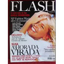 Revista Flash Xuxa Musa Ana Paula Bandeirinha John Herbert