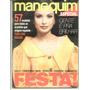 Manequim - Revista - Ed. 407-a - Com Moldes