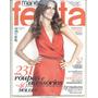 Manequim - Revista - Ed. 654-a - 10.2013 - Com Moldes