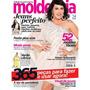 Revista Molde E Cia - N. 96 - 52 Moldes - Vestido Camisa E +