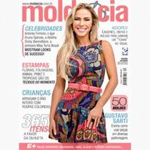 Revista Molde E Cia N. 70 Saia Infantil Blusa Vestido