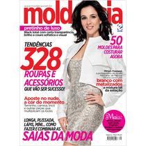Revista Molde E Cia N. 78 - Saia Calça Vestido Blusa