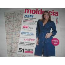 Revista Molde E Cia N. 56 - 51 Moldes Para Corte E Costura