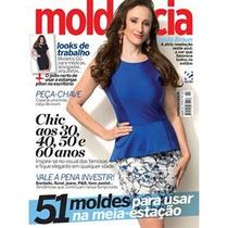 Revista Molde E Cia - N. 99 - 51 Moldes - Corte E Costura
