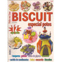 Artesanato - Feito Em Casa Biscuit Especial Potes Nº 01