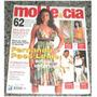 Revista Molde E Cia N. 12 - Saia Vestido Short Regata