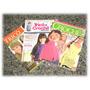 Lote De 3 Revistas - Crochê E Tricô Infantil E Acessórios