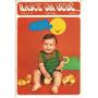 Artesanato - Nasce Um Bebê Crochê