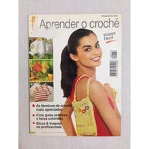 Revista Burda Extra - Aprender O Crochê - Importada Portugal