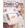 Artesanato - Ponto Cruz Especial Copa & Cozinha Nº 04