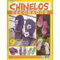 Artesanato - 2 Revistas Chinelos Decorados Nº 03 E 01