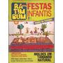 Artesanato - Festas Infantis N° 8 Ra Tim Bum Com Moldes