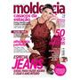 Revista Molde E Cia N. 77 - Vestido Jens Casaco Camisa Calça