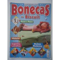 Bonecas De Biscuit #11 Coleção Aprenda A Fazer