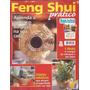 Feng Shui Prático 2 Revistas Em 1 Bom Astral E Fontes E Jard