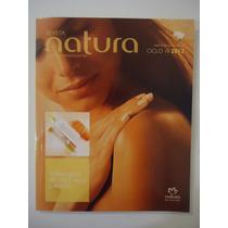 Revista Natura Ciclo 18 2012 Catálogo De Produtos