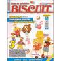 Artesanato - Biscuit Imãs De Geladeira Nº 02