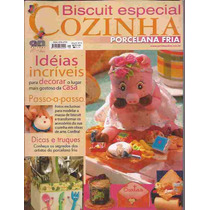 Artesanato - Biscuit Especial Cozinha Nº 9