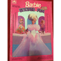 Revista Da Barbie Importada Rara Antiga Para Colecionador