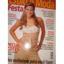 Revista Festa Estilo E Moda - Especial Decotes