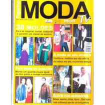 Figurino Moldes Especial - Moda Tv #9/ 38 Moldes